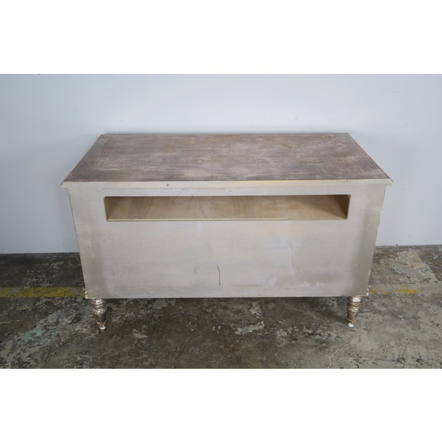 Silvered Chest Of Drawers C. 1930's - Image 10 of 10