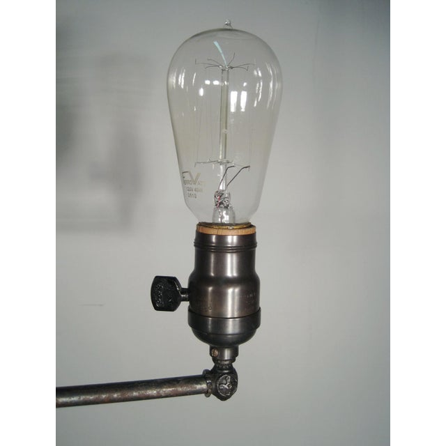 Gas Pendant Fixture (2-Light) - Image 6 of 6