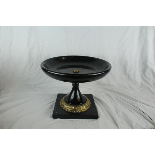 Vintage Mid-Century Marble Urn For Sale In New York - Image 6 of 8