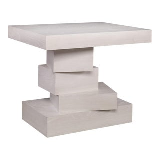 Mary McDonald for Chaddock Cubist Console Table For Sale