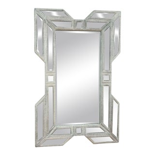 Contemporary Wall Mirror For Sale