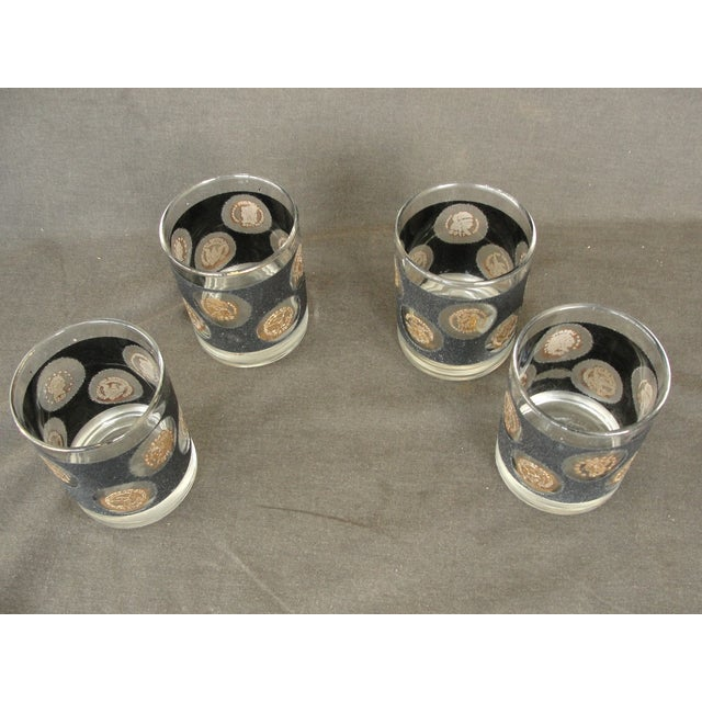 Libbey Coin Highball Glasses - Set of 8 - Image 4 of 10