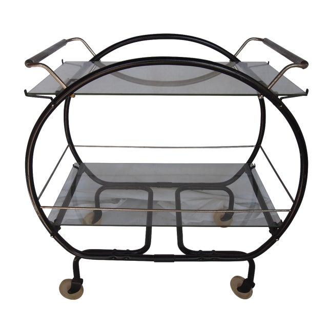Art Deco Bar Cart - Image 1 of 3