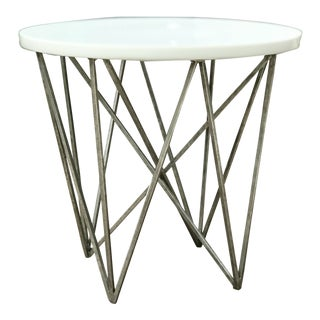 "Oly Studio ""George"" Round Side Table For Sale"