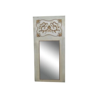 19thC Swedish Trumeau Mirror For Sale