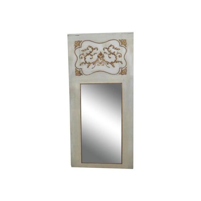 19thC Swedish Trumeau Mirror For Sale