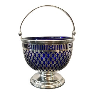 Tiffany and Co. Georgian Style Sugar Basket
