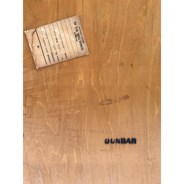 Dunbar Steel Frame Cocktail Table For Sale - Image 9 of 11