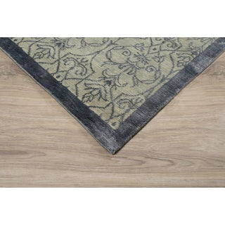 Stark Studio Rugs Contemporary Oriental Wool and Bamboo Silk Rug - 12' X 15' Preview
