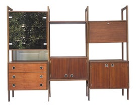 Image of Poul Cadovius Wall Cabinets