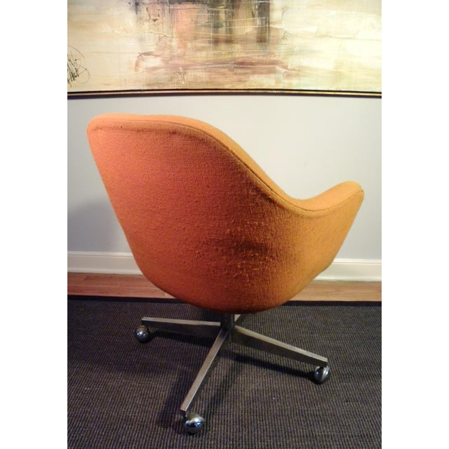 Vintage Knoll Mid-Century Office Chair - Image 4 of 6