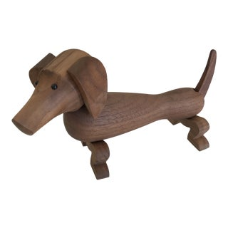 Kay Bojesen Wooden Dog For Sale
