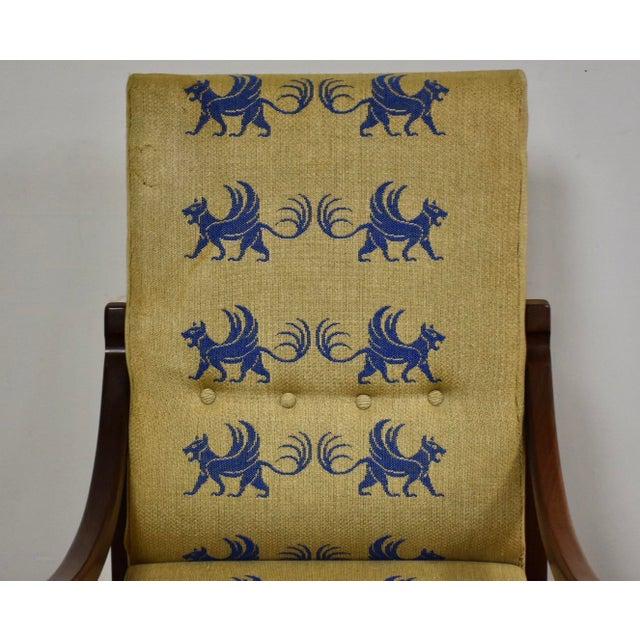 Ib Kofod Larsen Megiddo Lounge Chair For Sale - Image 9 of 12