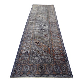 Vintage Turkish Rug - 3'0″ X 11'3″