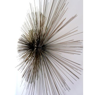 Large Curtis Jere Spoke Pom Pom Wall Sculpture Preview