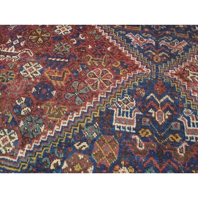 """Shiraz """"Birds"""" Carpet For Sale In New York - Image 6 of 10"""