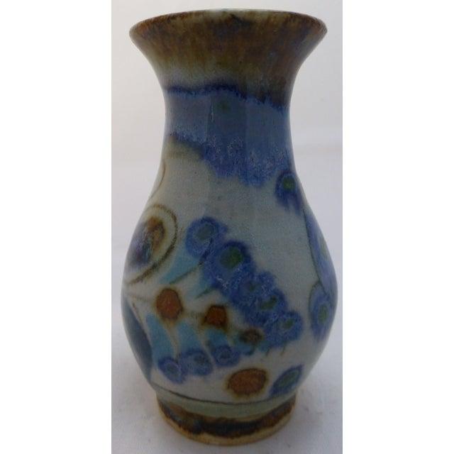 Vintage Ke Mexican Pottery Bud Vase - Image 3 of 6