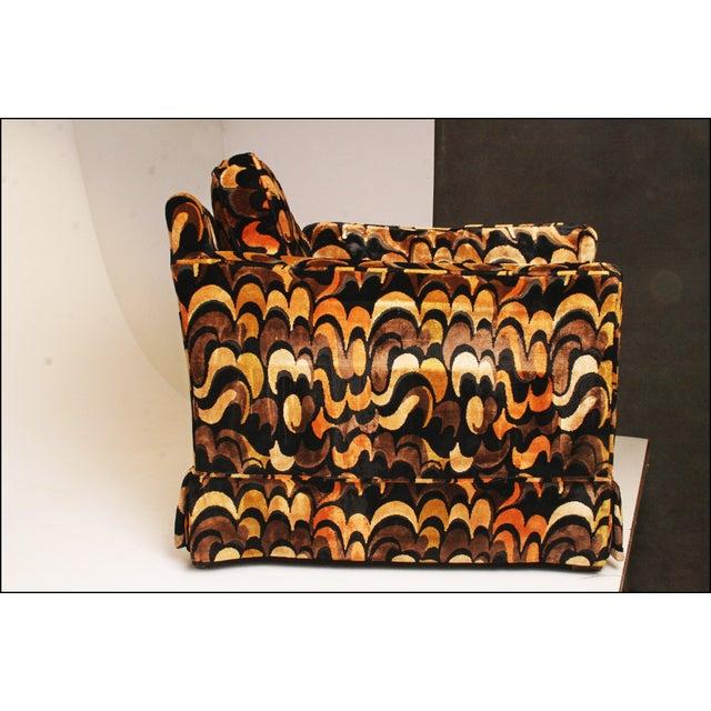 Mid-Centuryack Lenor Larsen Upholstered Loveseat - Image 3 of 11
