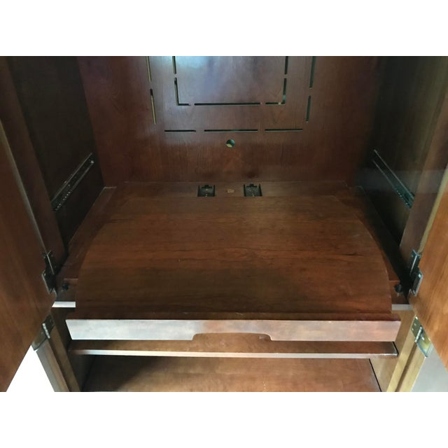 1980s Drexel Traditional Cabinet For Sale In Charlotte - Image 6 of 8