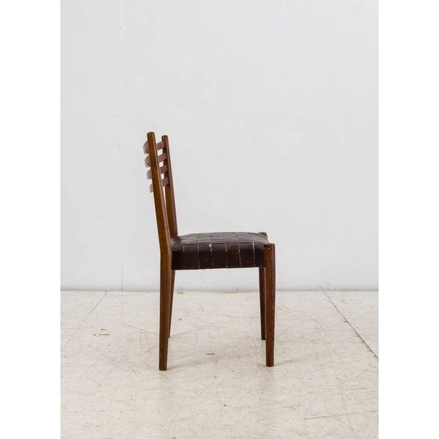 Mid-Century Modern Palle Suenson Chair, Denmark, 1940s For Sale - Image 3 of 8
