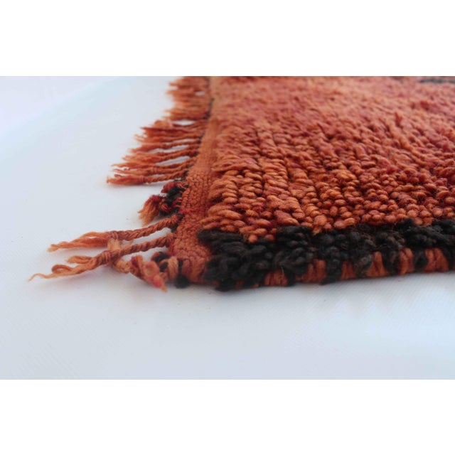 The Beni M'Guild rugs are rich, luxurious thick pile rugs, featuring glorious hues of warm berry colors: violet, red,...