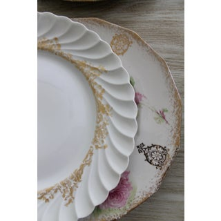 Mixed Match Fine China Dinnerware Size - 18 Pieces Preview