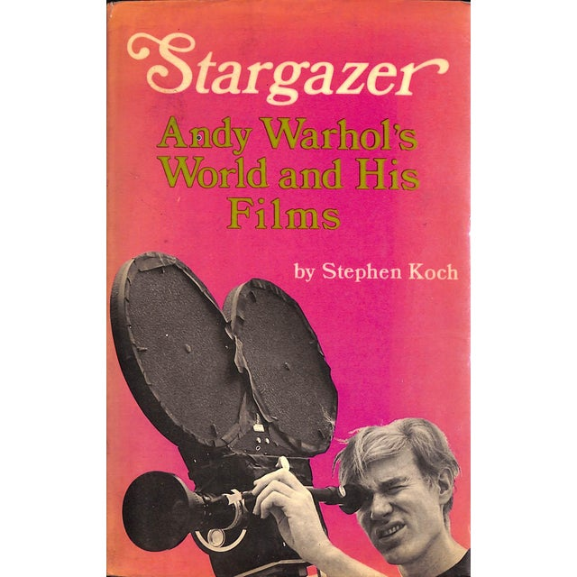 Stargazer: Andy Warhol's World and His Films Book - Image 5 of 5