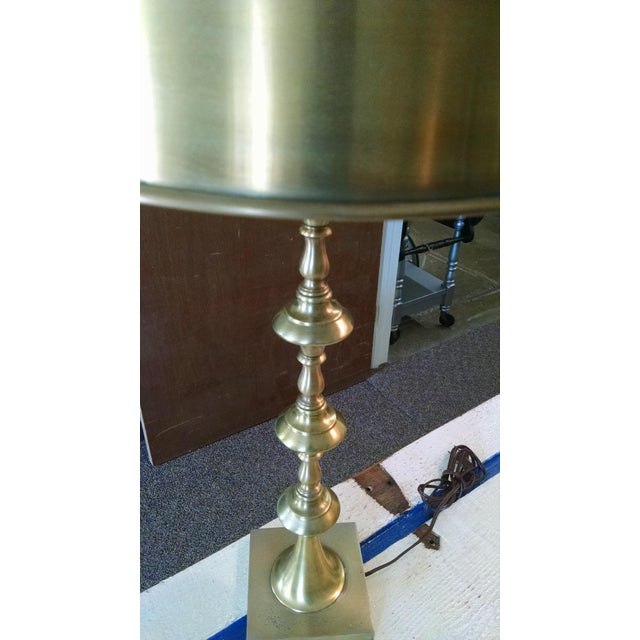 Vintage Brass Table Lamp - Image 6 of 6