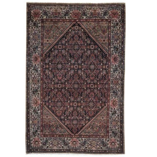 Antique Malayer Rug For Sale