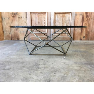 Mid-Century Modern Milo Baughman for Directional Geometric Coffee Table Preview