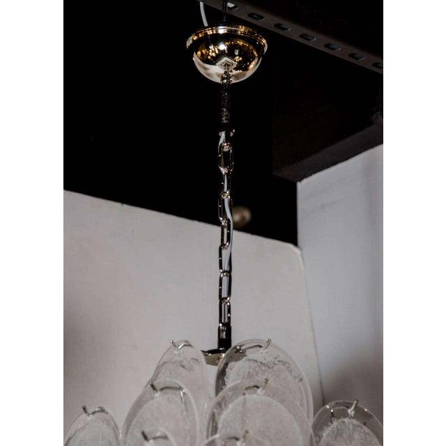 Excellent ultra chic murano glass disc vistosi chandelier decaso ultra chic murano glass disc vistosi chandelier image 5 of 6 aloadofball Images