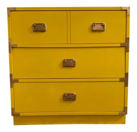 Image of Campaign Dressers and Chests of Drawers