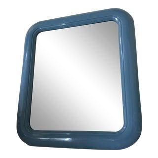 1980s Vintage Interdesign Framed Mirror For Sale