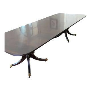 Newport Pedestal Base Dining Table