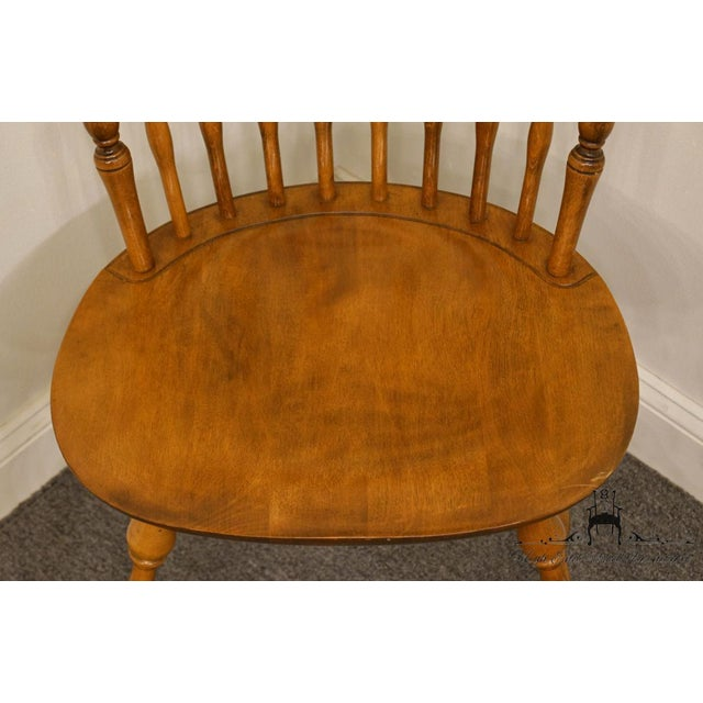 Nichols & Stone Gardener MA Old Pine Side Chair For Sale In Kansas City - Image 6 of 13