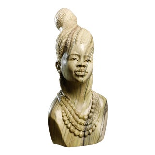 T. Matthew Young Girl # 2 Sculpture For Sale