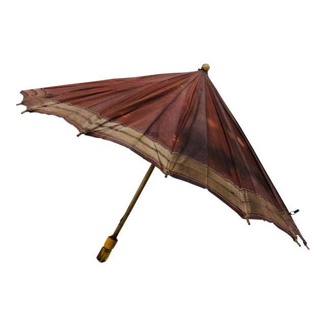 Antique Hercules Umbrella For Sale