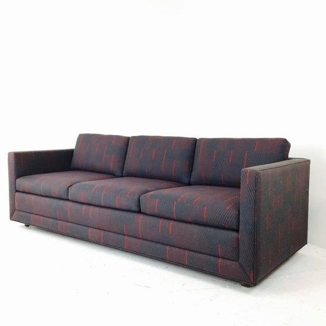 Martin Brattrud Tuxedo Sofa - Image 3 of 5