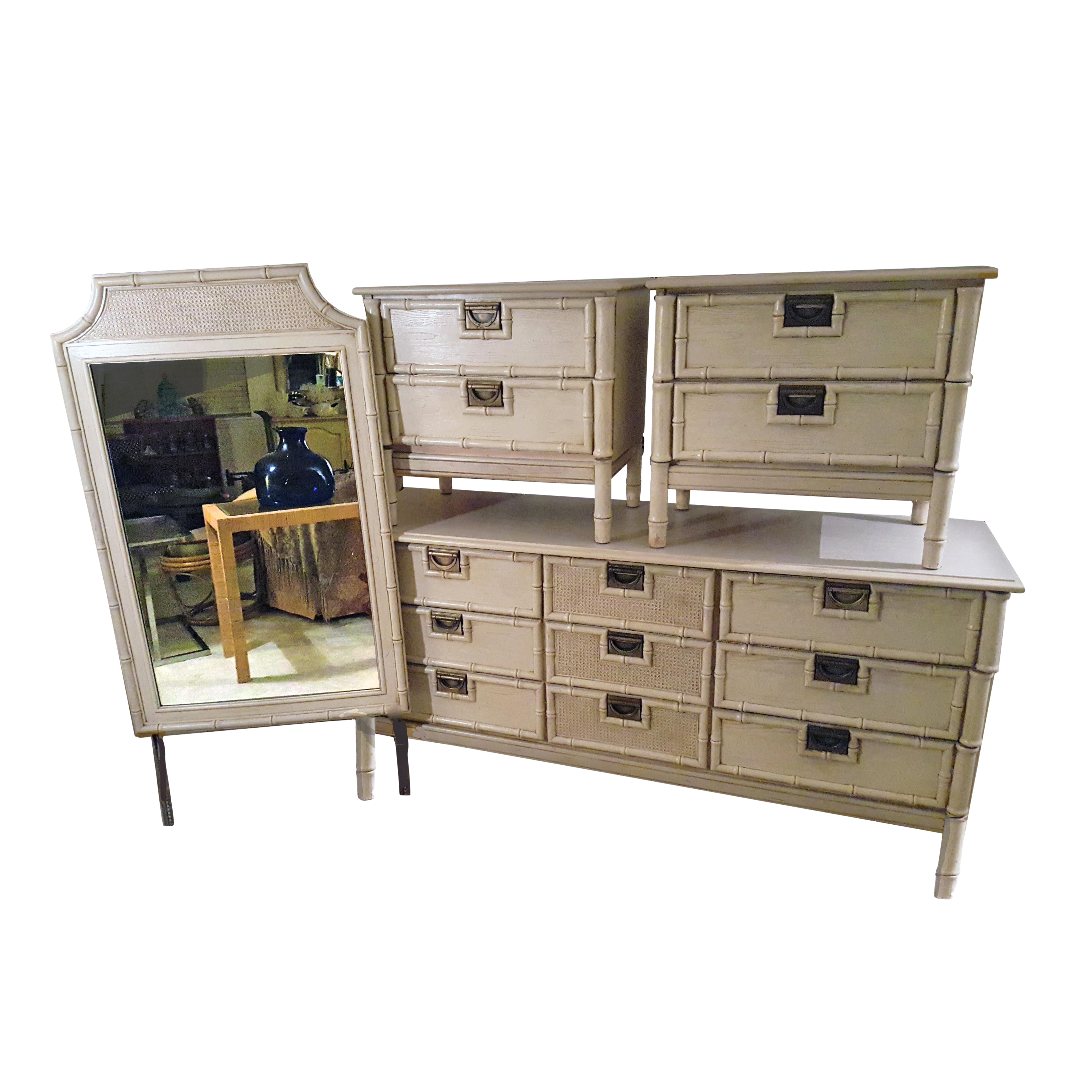 Vintage Used Bedroom Sets For Sale Chairish