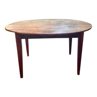 18th Century Italian Provincial Farm Table For Sale