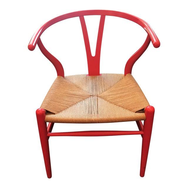 hans wegner wishbone chair chairish