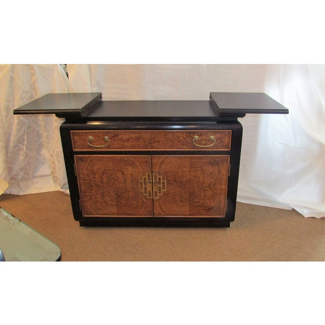 Century Furniture Asian Side Board - Image 2 of 7