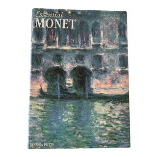 """Essential Monet"" Coffee Table Book For Sale"