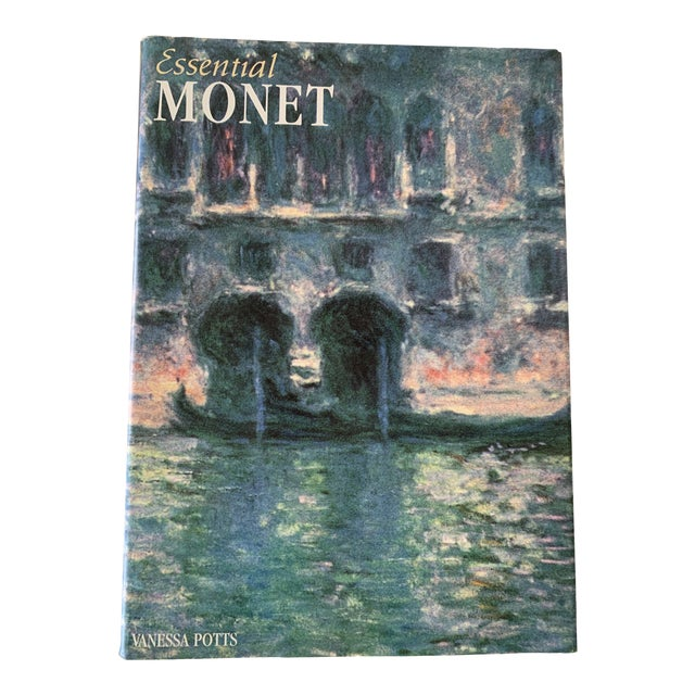 """""""Essential Monet"""" Coffee Table Book For Sale"""