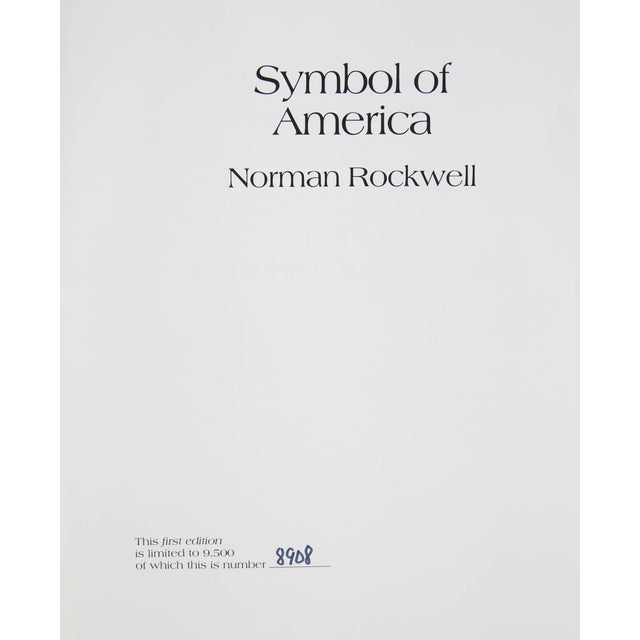 Symbol Of America Norman Rockwell Limited Edition Chairish