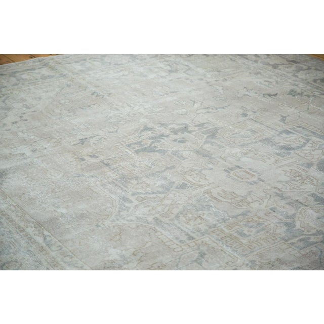 "Distressed Oushak Carpet - 8'9"" X 12'2"" - Image 7 of 10"