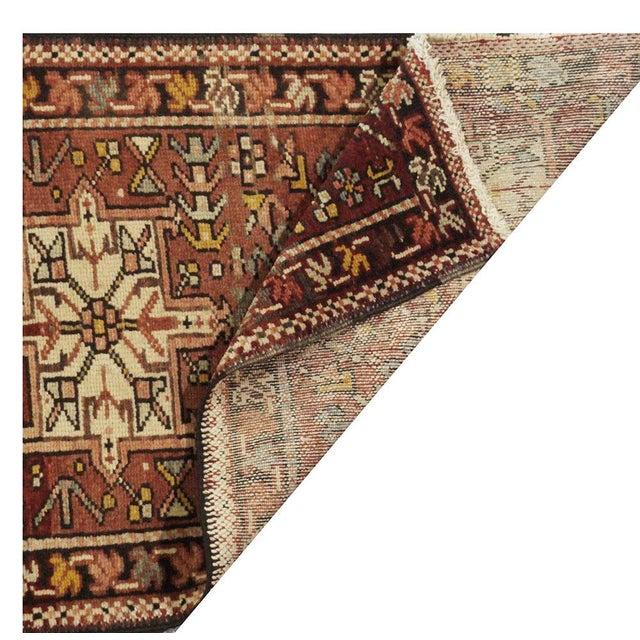 Vintage Persian Karaje Runner - 2.2 x 10.5 For Sale - Image 4 of 5