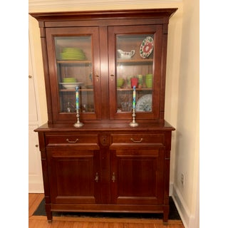 Grange Directoire China Cabinet Preview