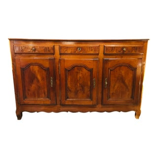 18th Century French Walnut Enfililade For Sale