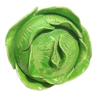 Jean Roger Paris France Cabbage Sculpture For Sale